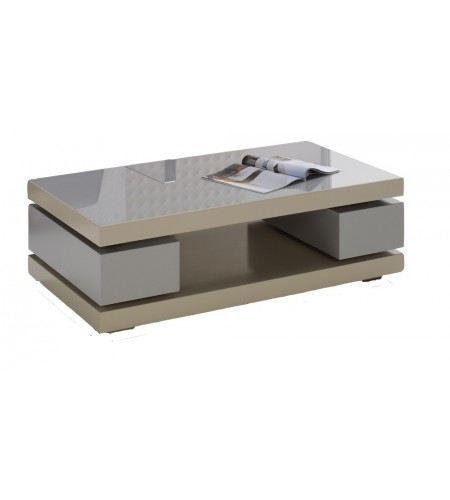 Table basse relevable dinette bois verre laque ou ceramique - Table salon dessus ceramique ...