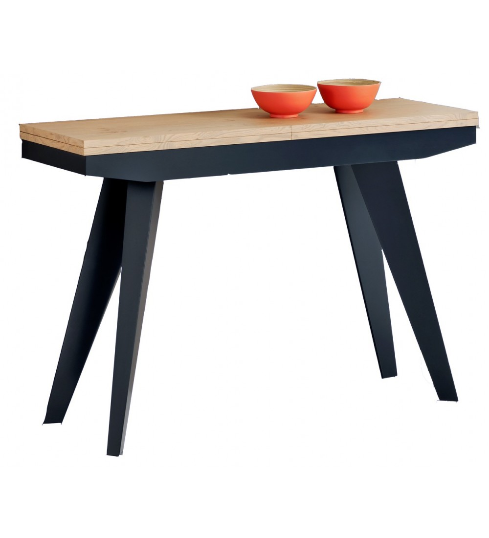 Table Console Extensible Quattro