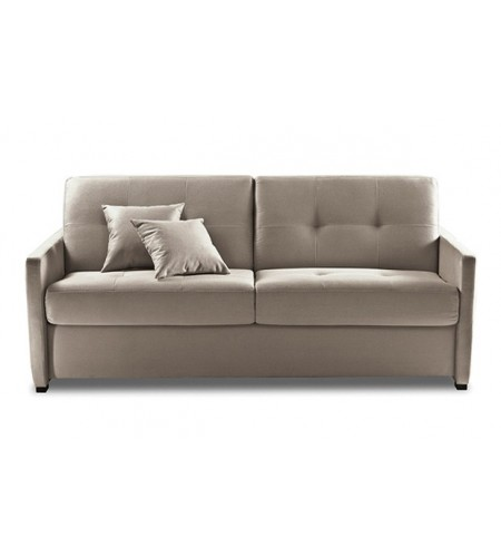 canape 3 places couchage 140