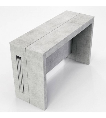 console exodus L90 effet beton