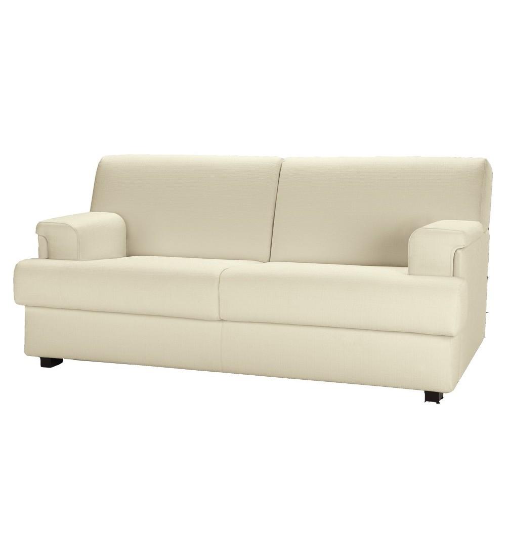 Canap lit petite largeur ouverture assist e pour un for Convertible petite largeur