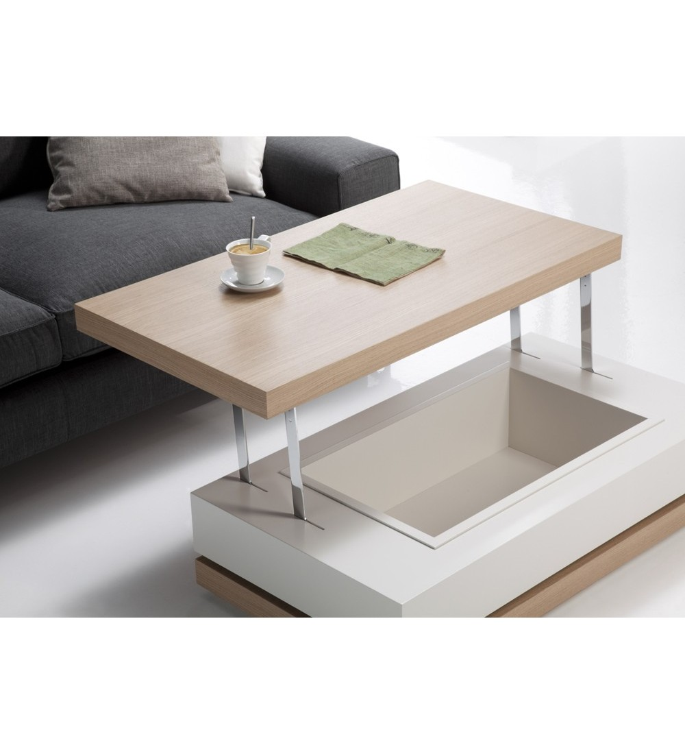 table basse dinette rectangulaire ref 270 en bois en laque en c ramique. Black Bedroom Furniture Sets. Home Design Ideas