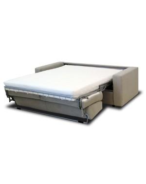 canap couchage quotidien premier prix en 120 140 et 160 cm 24 couleurs. Black Bedroom Furniture Sets. Home Design Ideas