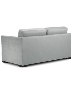 Petit canap convertible tous couchages en tissu lavable for Petit canape confortable
